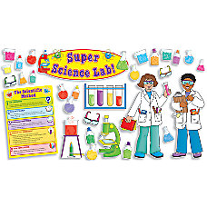 Scholastic Super Science Lab Bulletin Board