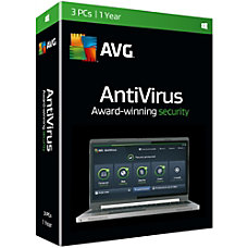 AVG AntiVirus 2016 3 User 1