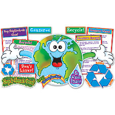 Scholastic Love Our Planet Bulletin Board