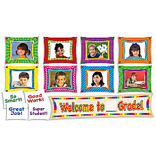 Scholastic Mini Bulletin Board Welcome To