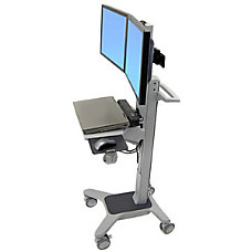 Ergotron Neo Flex Dual WideView WorkSpace