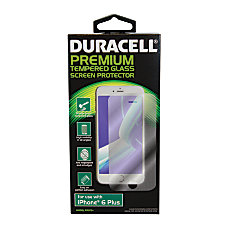 Duracell Premium Tempered Glass Screen Protector