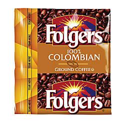 Folgers Colombian Classic Coffee Regular 09