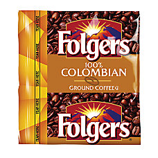Folgers Colombian Classic Coffee Regular 09