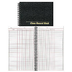 Rediform Class Record Book 60 Sheets