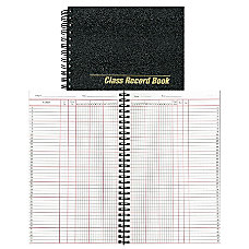 Rediform Class Record Book 60 Sheets