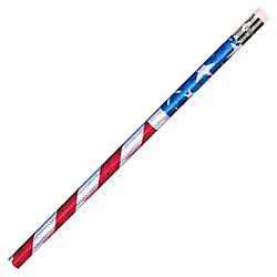 Moon Products StarsStripes Glitz Pencils 2