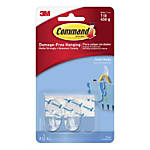 3M Command Clear Hooks Small 1