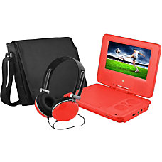 Ematic EPD707 Portable DVD Player 7