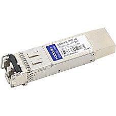 AddOn Enterasys 10GB LRM SFPP Compatible