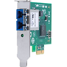 Allied Telesis AT 2911LX2LC Gigabit Ethernet