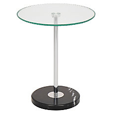 Lumisource Ripple End Table 22 12
