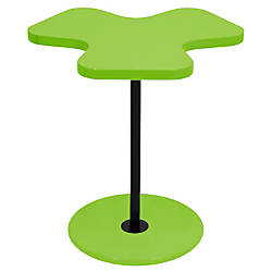 Lumisource Clover Side Table GreenBlack