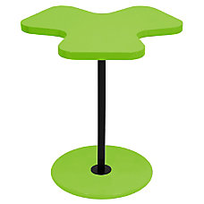 Lumisource Clover Side Table 22 H
