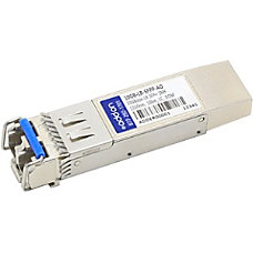 AddOn Enterasys 10GB LR SFPP Compatible