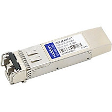 AddOn Enterasys 10GB SR SFPP Compatible