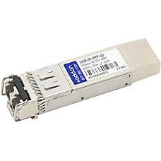 AddOn Enterasys 10GB SR SFPP Compatible