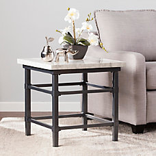 Southern Enterprises Tulane End Table Square