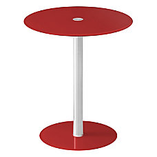 Lumisource Spool Side Table Round 20