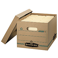 Bankers Box Earth Series STORFILE 100percent
