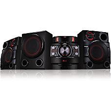 LG CM8440 Mini Hi Fi System
