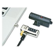 SKILCRAFT Combination Laptop Lock Set 60