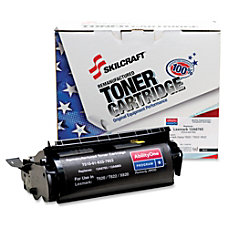 SKILCRAFT Remanufactured Toner Cartridge Black Laser