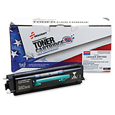 SKILCRAFT Toner Cartridge Remanufactured for Lexmark