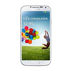 Samsung Galaxy S4 Cell Phone White