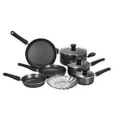 T Fal Initiatives 10 Piece Aluminum