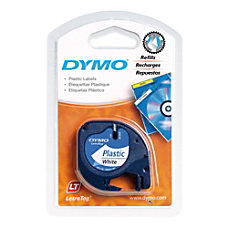 DYMO LT 91331 Black On White