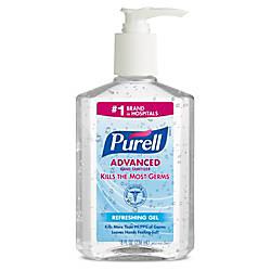 Purell Instant Hand Sanitizer Pump 8