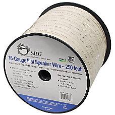 SIIG 16 Gauge Flat Speaker Wire