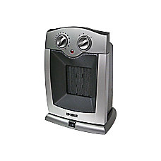 Optimus Portable Oscillating Ceramic Heater w