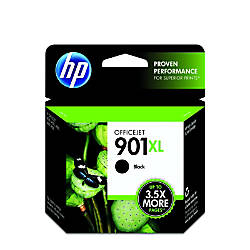 HP 901XL Black Ink Cartridge CC654AN
