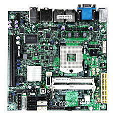 Supermicro X9SCV Q Desktop Motherboard Intel