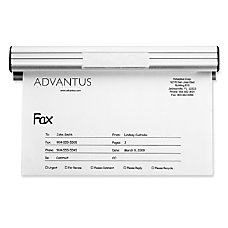 Advantus Fax And Message Holder 1