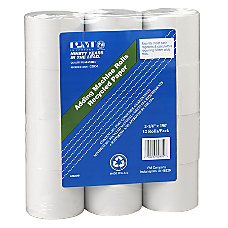 NCR Single Ply Paper Rolls 2