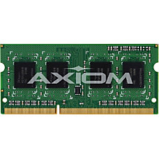Axiom PC3 12800 SODIMM 1600MHz 8GB