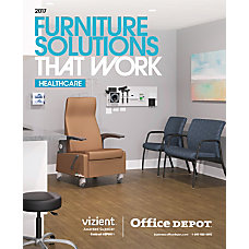 2017 Office Depot Furniture Solutions Catalog
