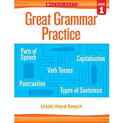 Scholastic Teacher Resources Great Grammar Practice