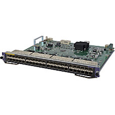 HP 7500 44 port SFP4 port