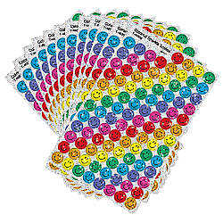 SuperSpots Colorful Smiles Pack Of 1300
