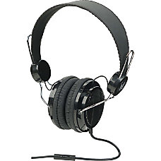 Manhattan Elite Stereo Headset with In