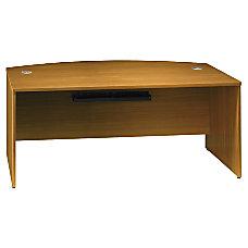 BBF Quantum 72 Bow Front Desk