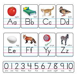 TREND Alphabet Line Bulletin Board Set