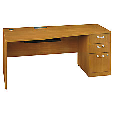 BBF Quantum 72 Right Hand Desk