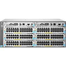 HP 5406R 44G PoE4SFP No PSU