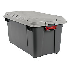 Office Depot Brand Plastic Air Tight