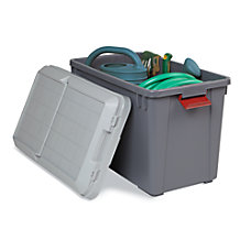 Office Depot Brand Plastic Storage Trunk